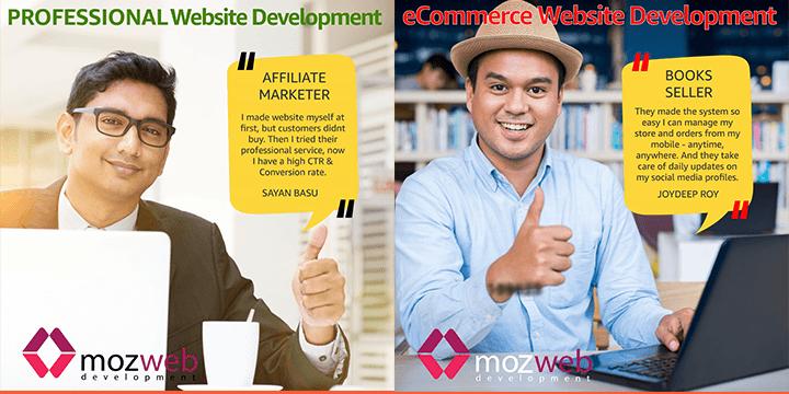 Review for web development company in kolkata